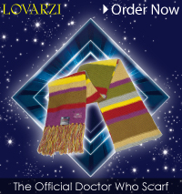 Doctor Who Scarves 200x213